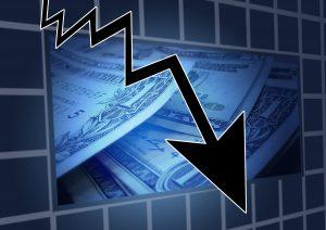 Crypto Trader befindet sich im Abschwung